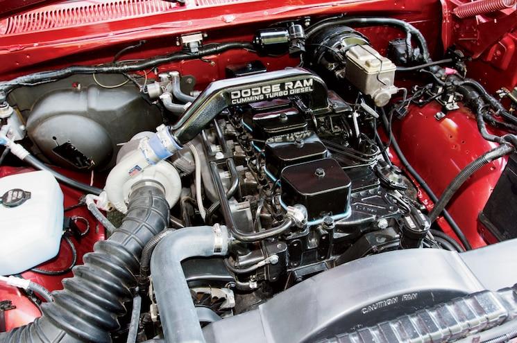1985 Dodge Ram Cummins Turbodiesel