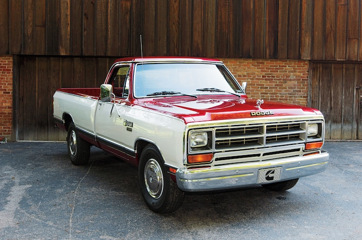 1985 Dodge Ram D350 Prospector - The Dodge Alpha