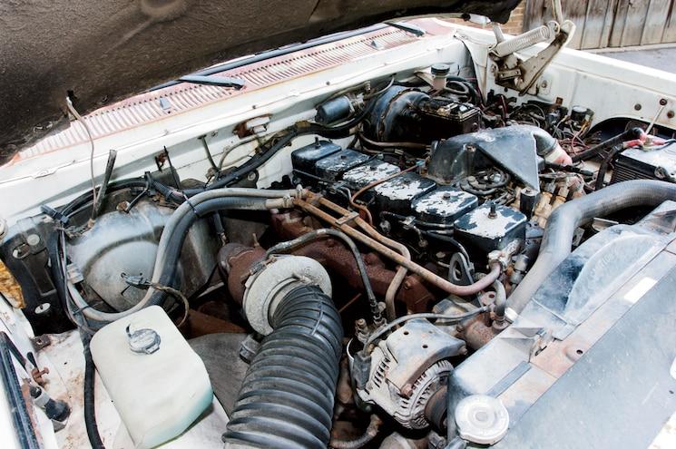 1989 Dodge Ram W350 4x4 Intercooler