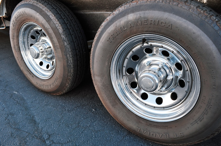 10 Common Towing Mistakes Trailer Wheels