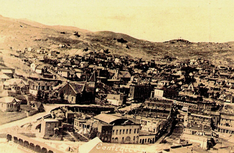 1800s Central City