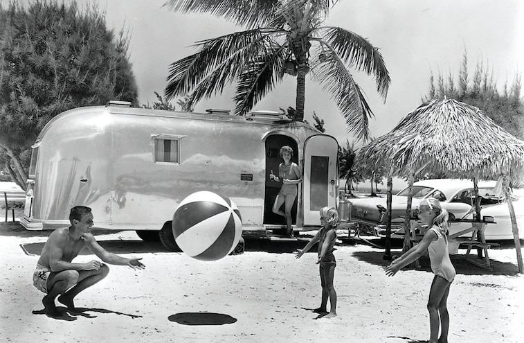 Silver Streaks: Wally Byam and Airstream Keep on Rolling