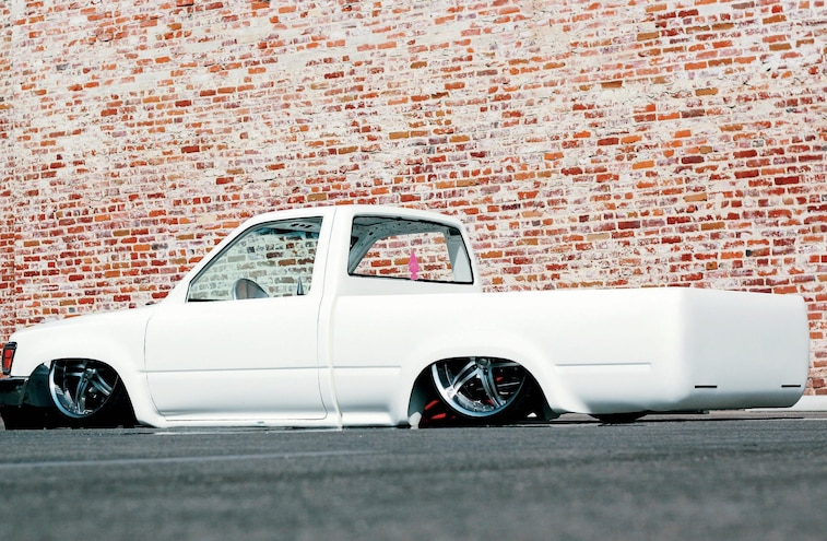 1993 Toyota Pickup Rear