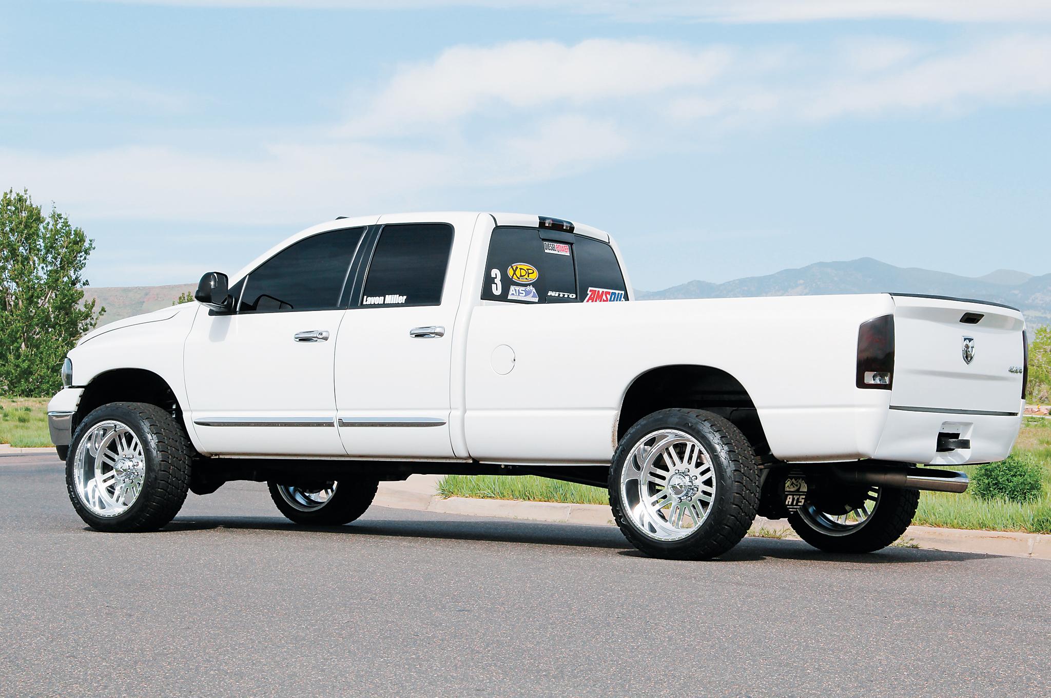 2004 Dodge Ram 3500 - Diesel Power Challenge 2014 Competitor Photo