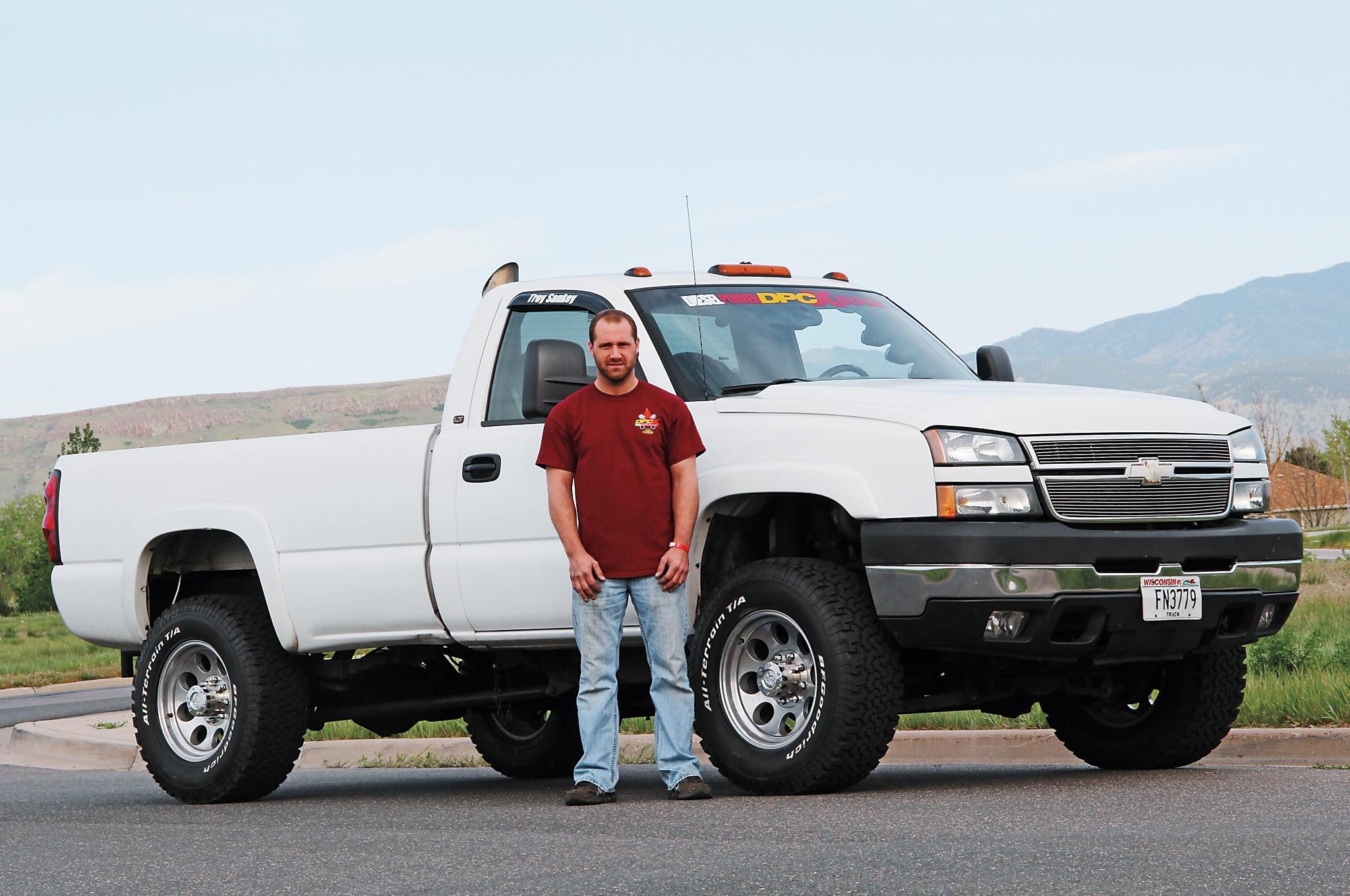 2006 Chevrolet Silverado 2500hd 7 1l Duramax Diesel Power Challenge 2014 Competitor