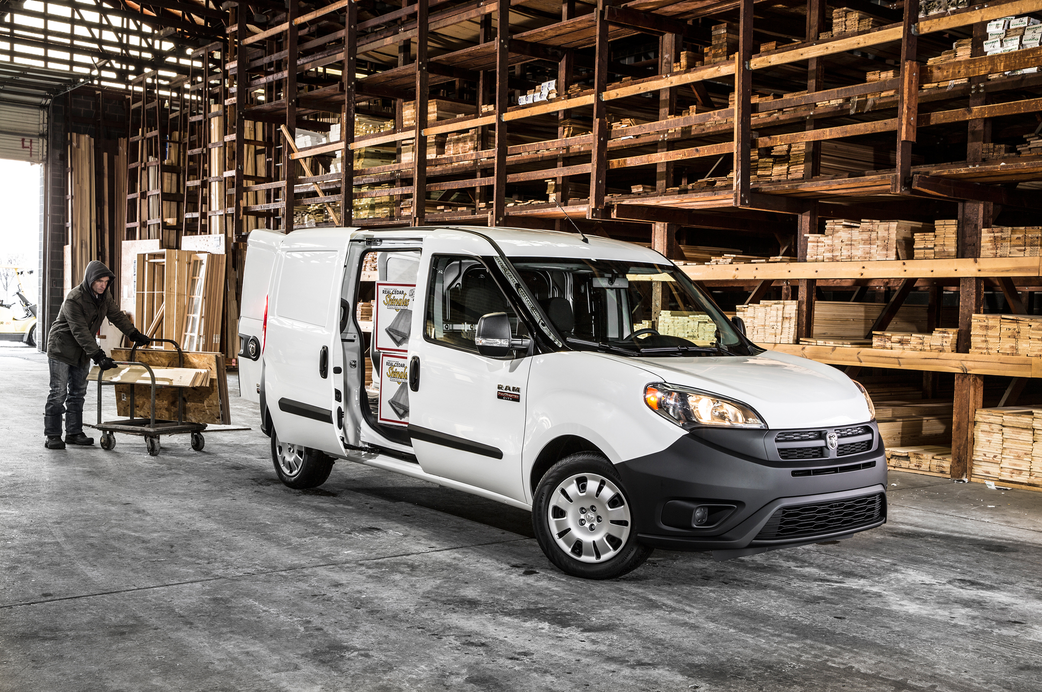 Ram Announces ProMaster City Pricing and Fuel Economy Photo