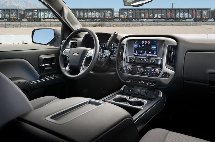 2017 Chevrolet Silverado 2500hd Vortec Dash View Photo Gallery 12 Photos
