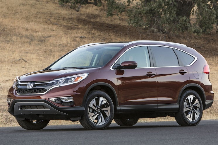 November 2014 SUV Sales — Honda Holds its Head High