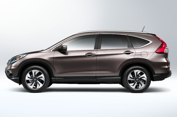 June 2015 SUV Sales—Compact Crossovers Dominate