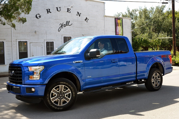 IIHS to Retest Ford F-150 Due To Cab Differences