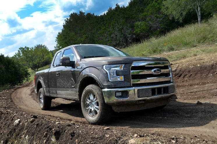Ford F150 Ecoboost Mpg >> 2015 Ford F 150 2 7l Ecoboost Gets 16 6 21 5 Mpg In Motor