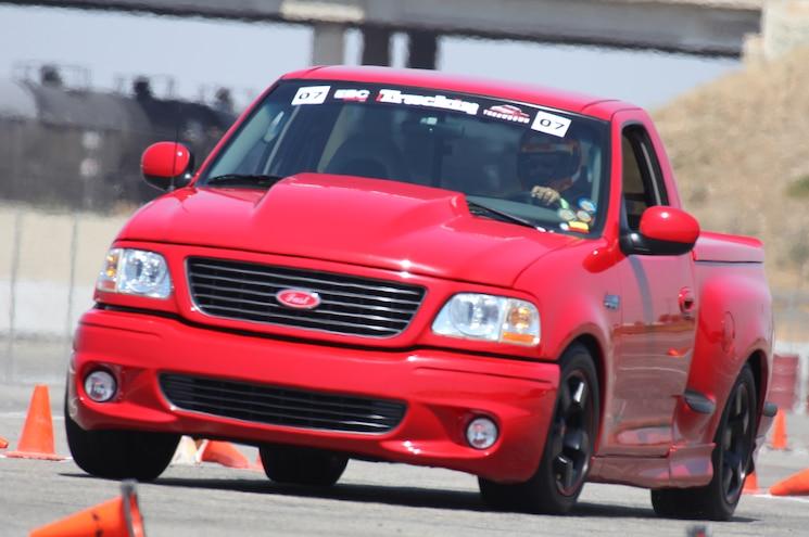 Autocross Challenge - Truckin Throwdown 2014, Presented by EBC Brakes