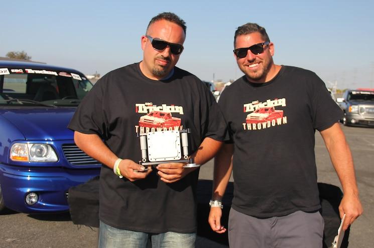 Awards Truckin Throwdown 2014 01