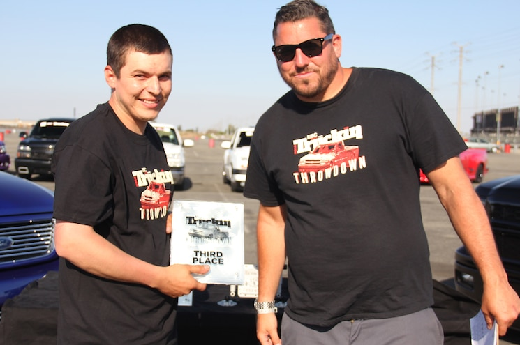 Awards Truckin Throwdown 2014 07