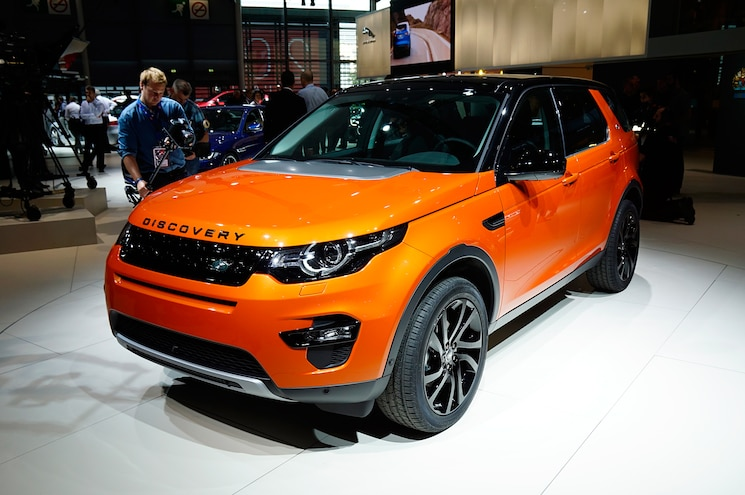 2015 Land Rover Discovery Sport First Look