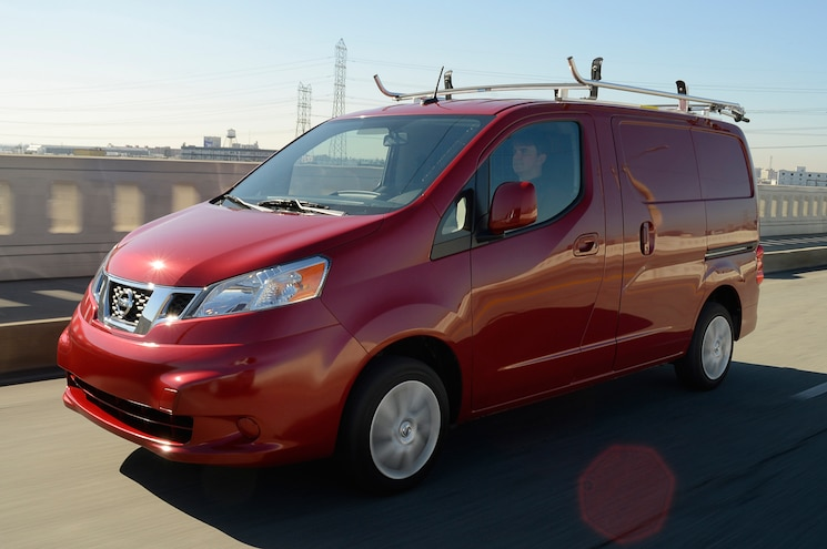 One-Year Review: 2013 Nissan NV200