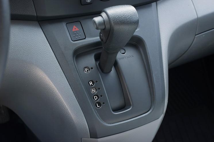 2013 Nissan NV200 SV Shifter