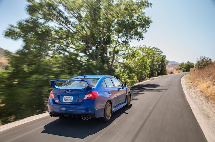 2015 Subaru WRX STI Launch Edition Long-Term Update 3
