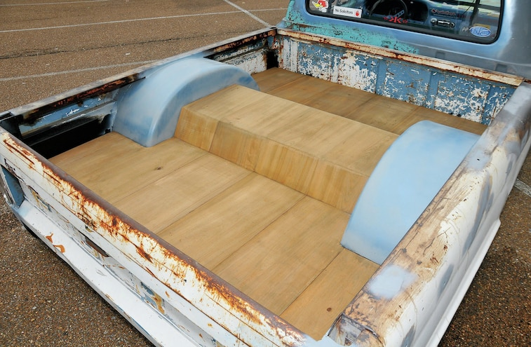 1964 Ford F 100 Bed Floor