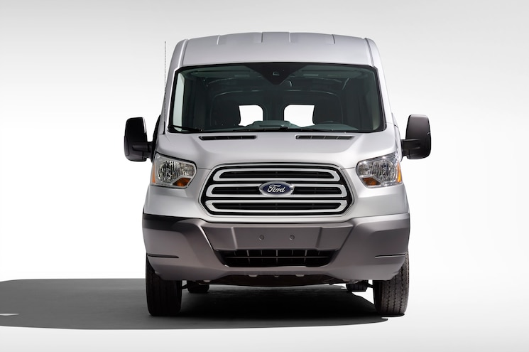 2015 Ford Transit Front End 03
