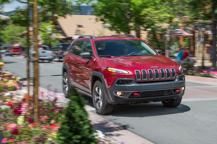 2014 Jeep Cherokee Trailhawk Long-Term Update 5