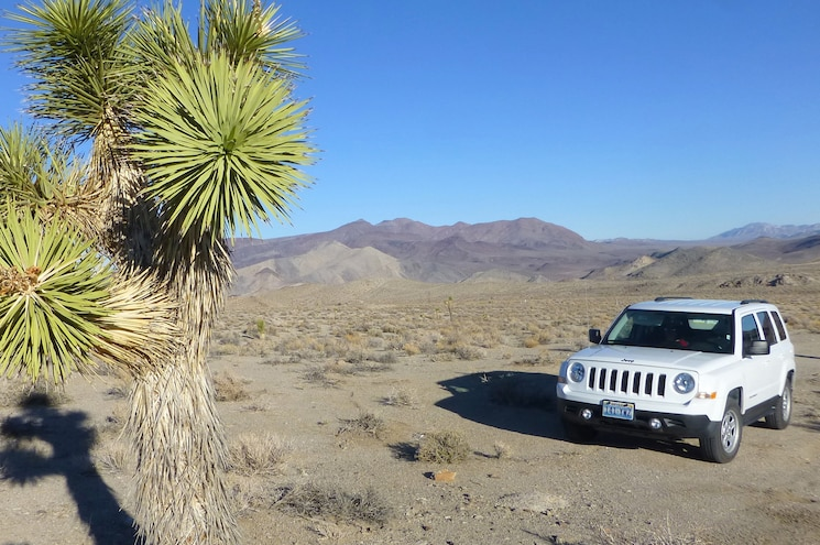 2014 Death Valley Jeep Jamboree Jeep Patriot
