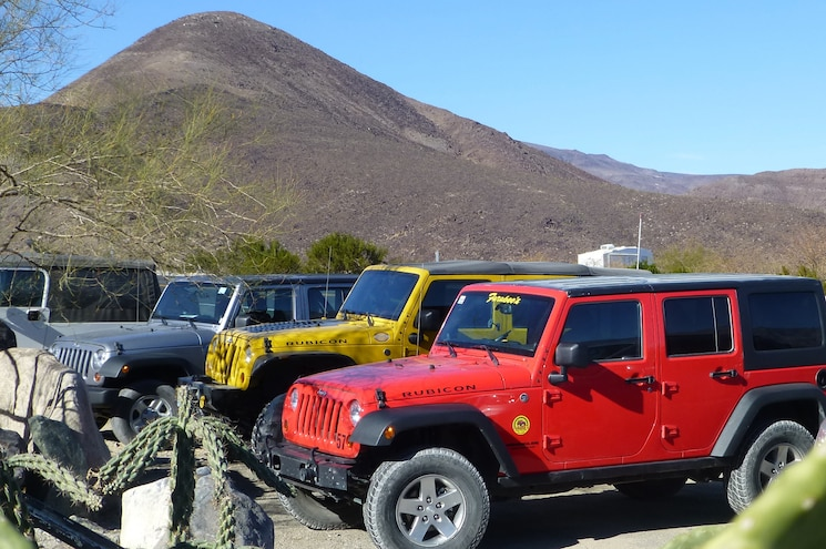 2014 Death Valley Jeep Jamboree