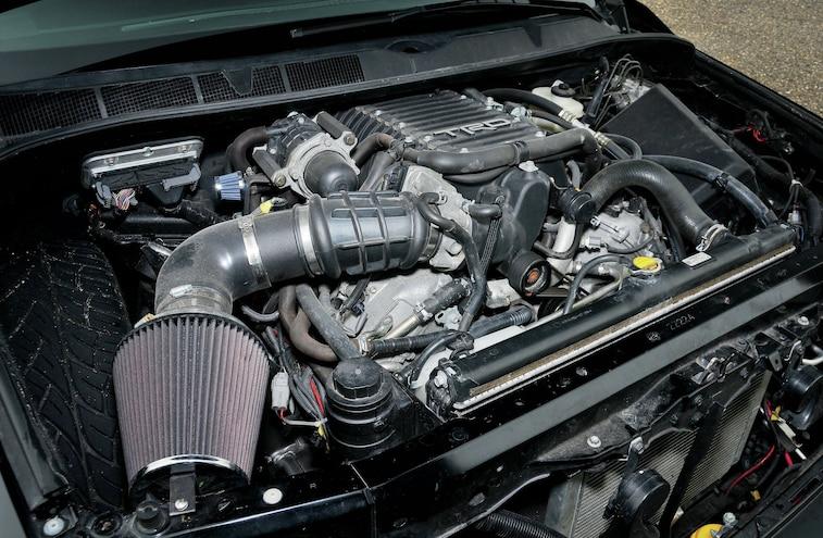2008 Toyota Tundra Engine