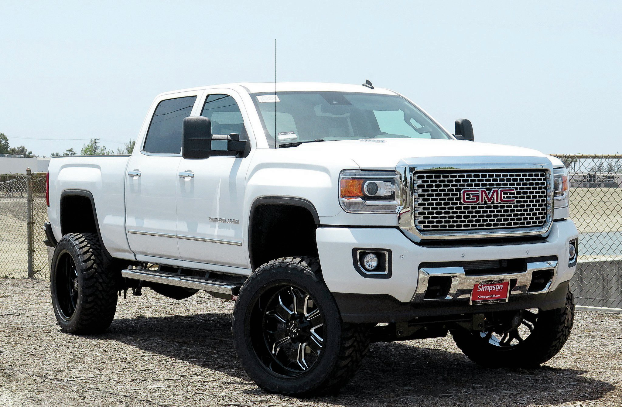 2015 Gmc Sierra 2500hd Cst Suspension 8 Inch Lift Install Photo Image Gallery