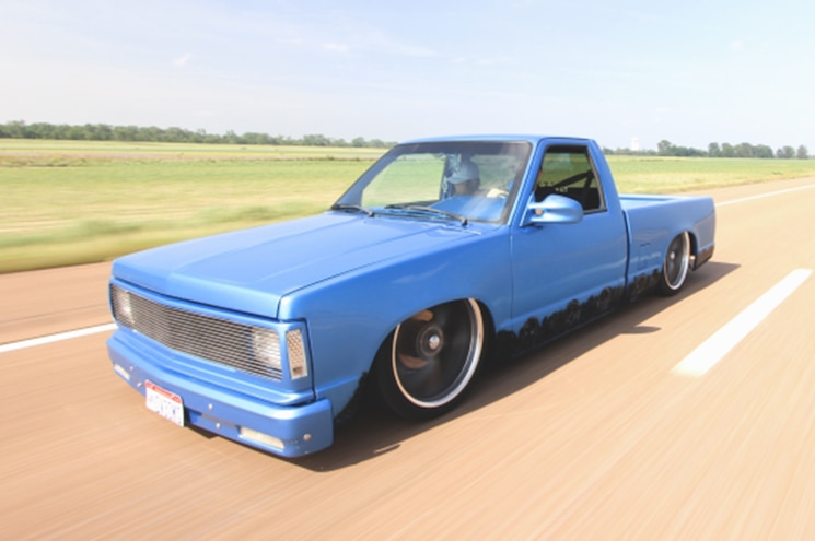 1993 Chevrolet S-10 - Square One
