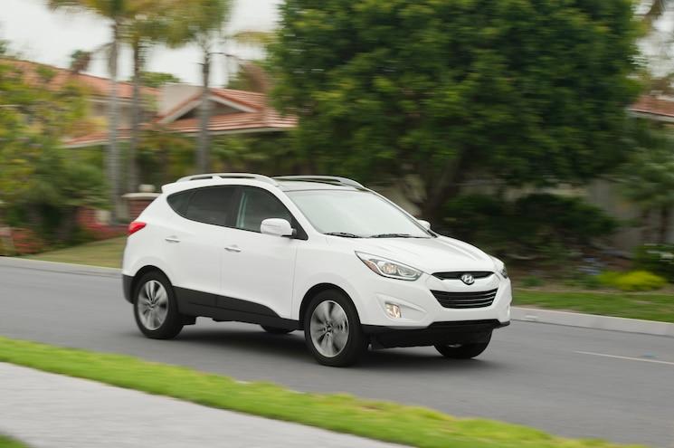 2014 Hyundai Tucson Limited FWD First Test