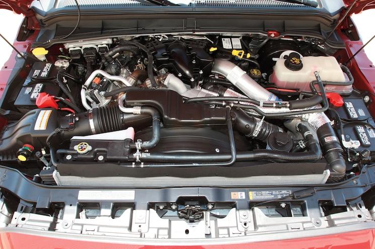 2015 Ford F 350 Super Duty Engine