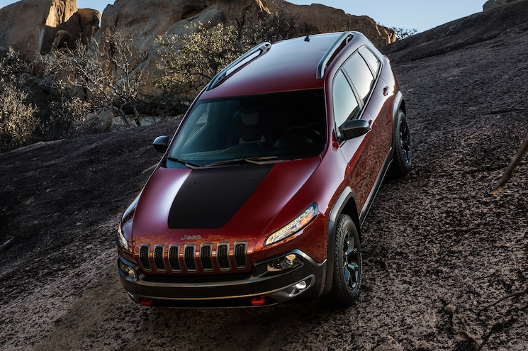 2014, 2015 Jeep Cherokee Recalled for Airbag Software