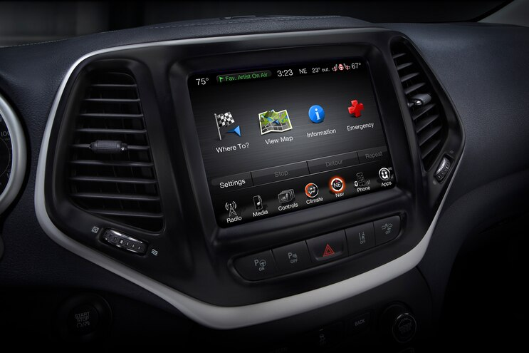 Fiat Chrysler Expands Software Update to 2015 Vehicles