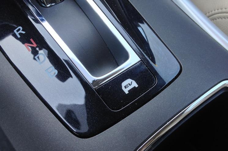 2014 Honda Accord Hybrid EV Mode