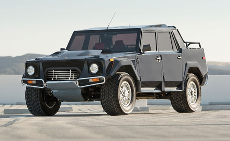 Top 7 Oddball Picks from Auctions America; Winnebago, Lamborghini, Bronco