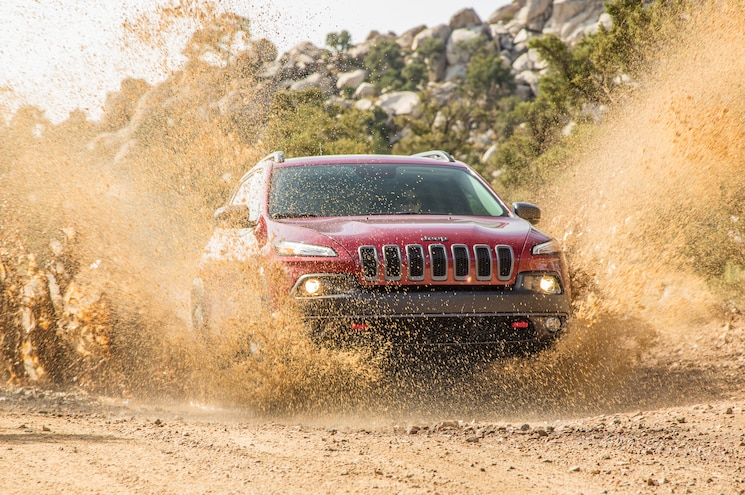 2014 Jeep Cherokee Trailhawk First Test