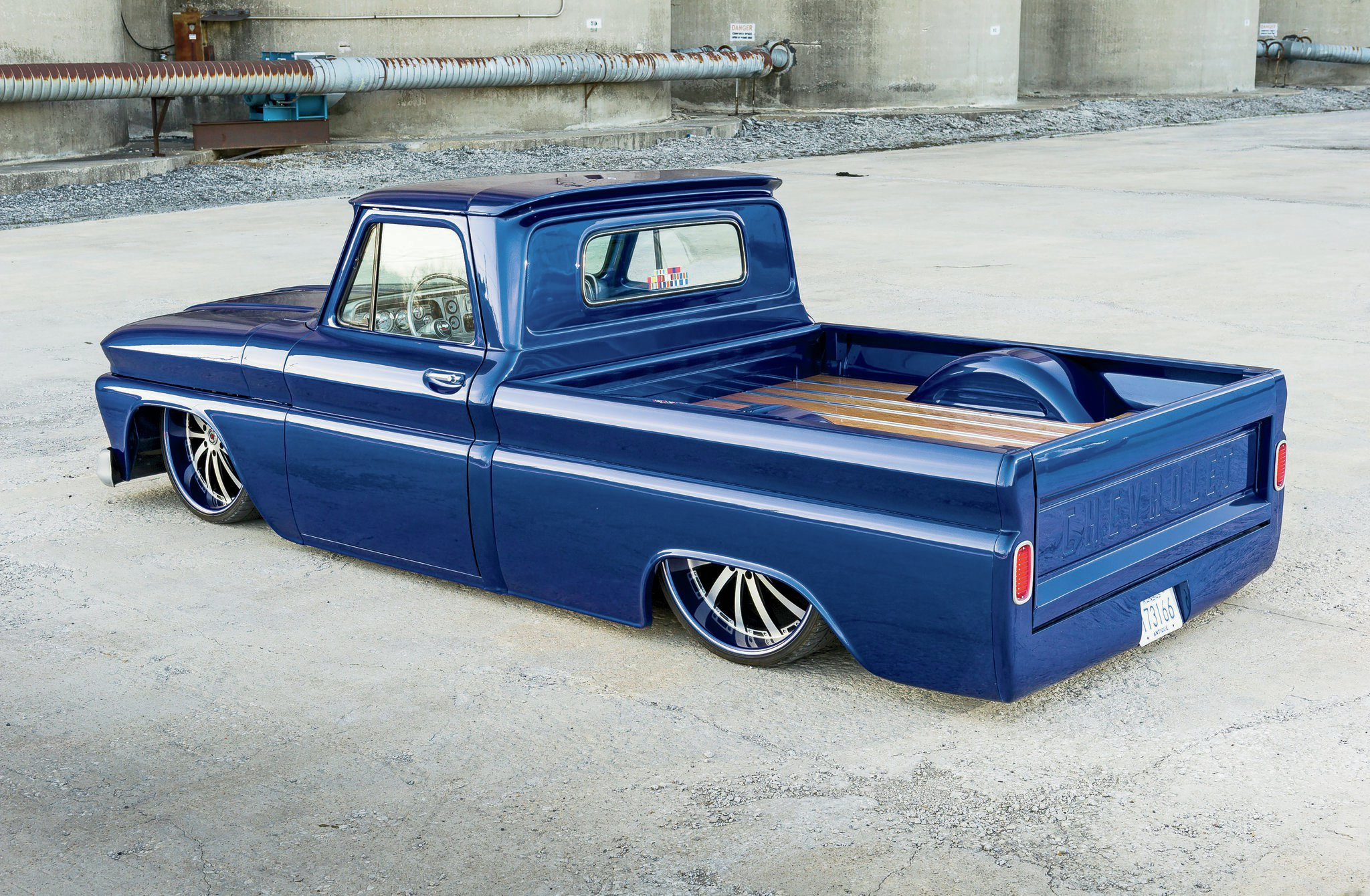 1964 Chevrolet C10 Synthesis Photo Image Gallery