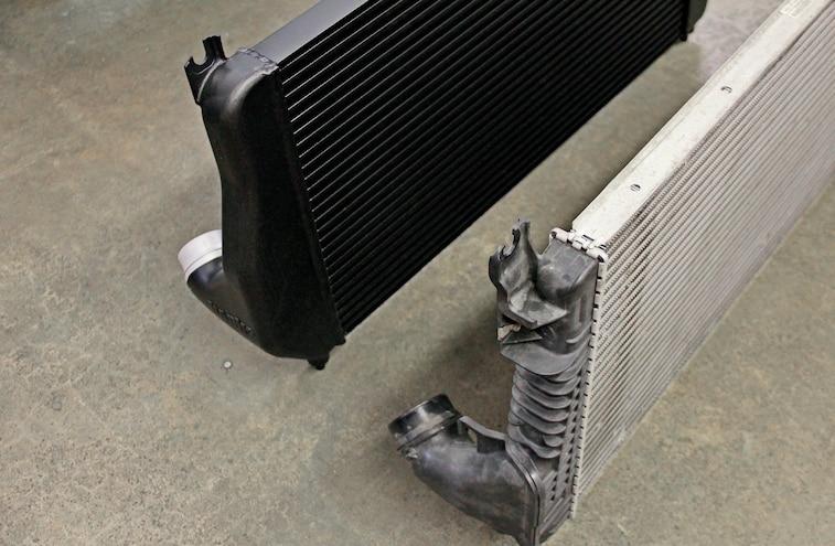 2009 GMC Sierra 2500HD Gale Banks Big Hoss Bundle Package Install 03