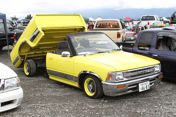 Truck Trends Japan 1978 1983 Toyota Sr5 Convertable