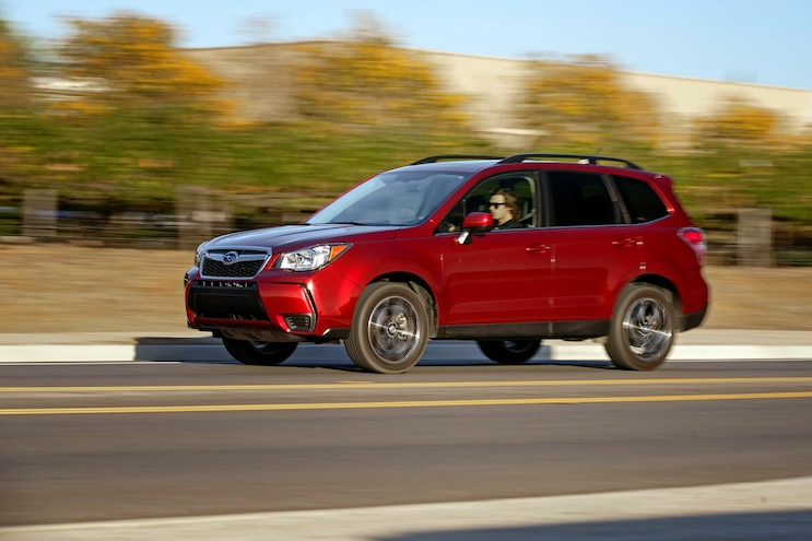 2014 Subaru Forester 2.0XT Long-Term Update 3