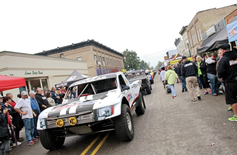Torc Parade In Dowtown Crandon