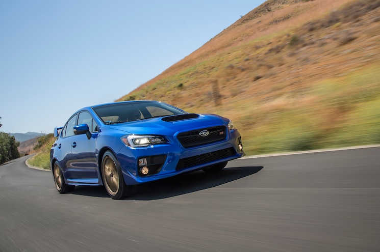2015 Subaru WRX STI Launch Edition Long-Term Update 1
