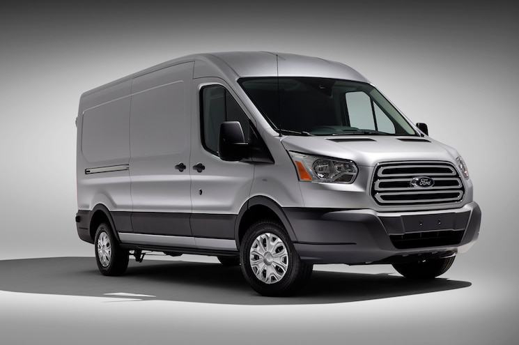 Ford Transit Bestselling Cargo Van Family on Earth
