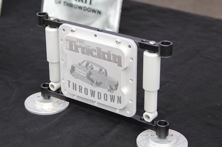 Awards - Truckin Throwdown 2014, Presented by EBC Brakes