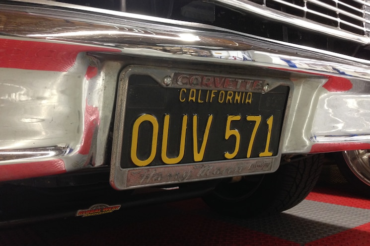 Clock Ticking on California Legacy License Plates
