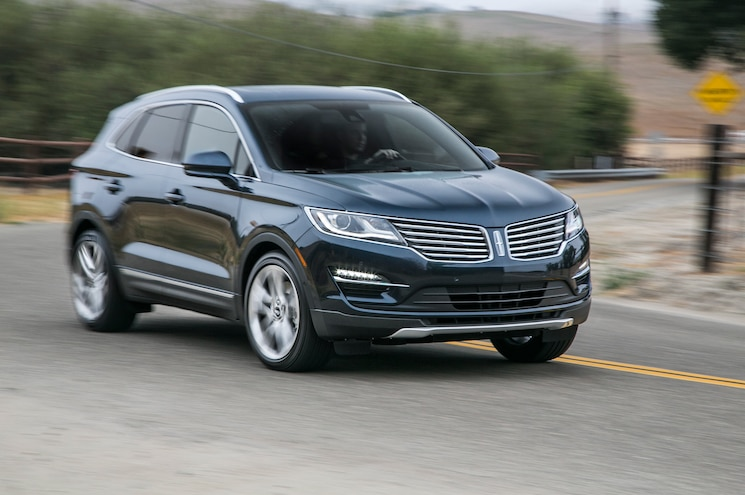 2015 Lincoln MKC First Test