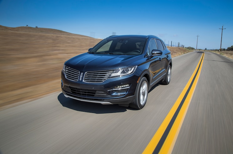 2015 Lincoln MKC 2.0, 2.3 EcoBoost First Test