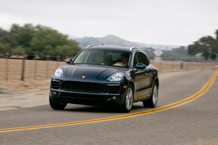 2015 Porsche Macan S Promo