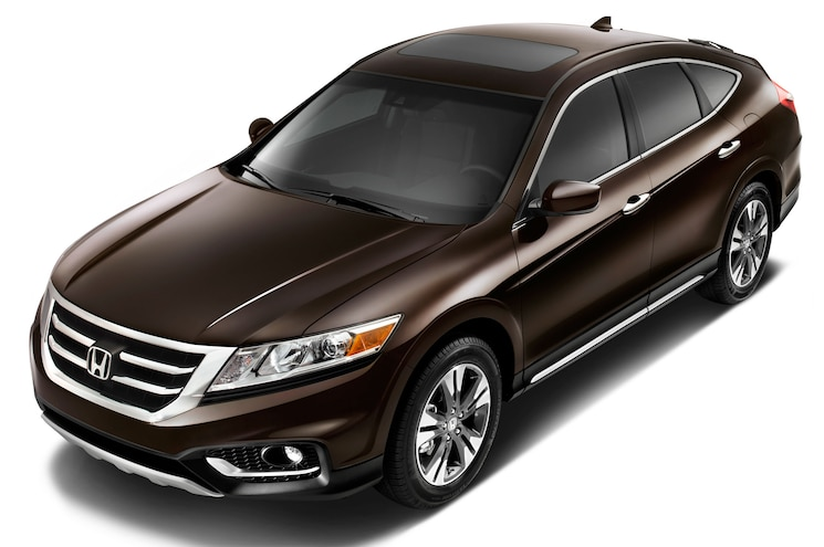 Honda Discontinues Crosstour to Make Room for Other Crossovers